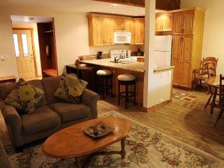 1 Bedroom + Loft/2 Bathroom, Completely Remodeled, WiFi included!