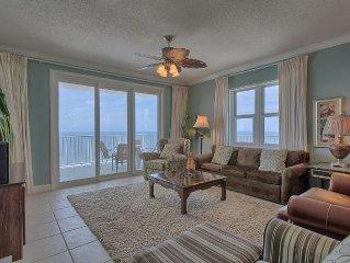 Windemere 908 Perdido Key Gulf Front Vacation Condo Rental - Meyer Vacation Rent
