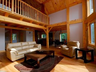 Labrador Lodge - Luxury Timber Frame Cottage