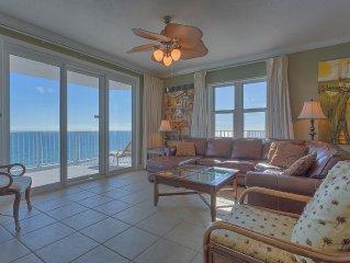 Windemere 1008 Perdido Key Gulf Front Vacation Condo Rental - Meyer Vacation Re