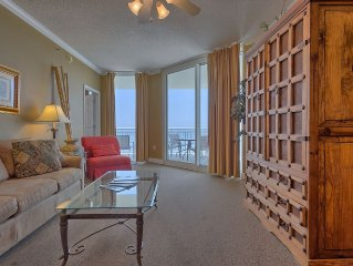 Palacio 1002 Perdido Key Gulf Front Vacation Condo Rental - Meyer Vacation Rent