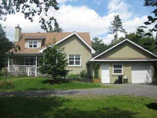 Gatineau Park Fully Furnished 5 Bedrooms 6 Queen