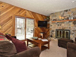 Comfortable and affordable lodging right in the center of Canaan Valley!