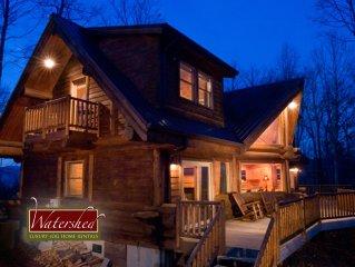 Fontana View 2 - Premium Luxury Log Home
