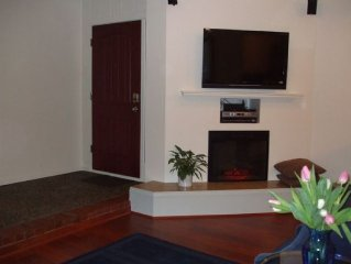 Central Self-Contained Suite in Upscale Vancouver
