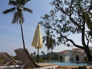 Furnished Riviera Studio,Siolim,N. Goa