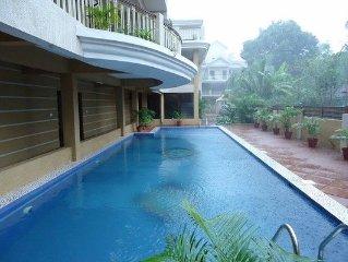 Spruha Holidays Goa -Saligao - calangute