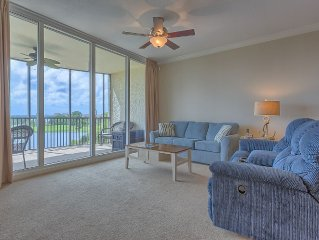 Lost Key 302A Perdido Key Course Oriented Vacation Condo Rental - Meyer Vacatio