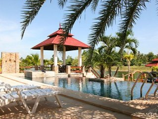 Hua Yai Pool Villa - Amber