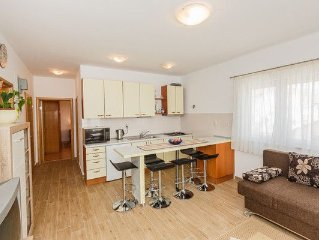 Brand new apartment in a peaceful area