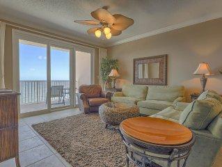 Windemere 1302 Perdido Key Gulf Front Vacation Condo Rental - Meyer Vacation Re