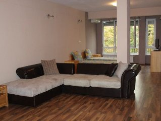 Spacious apartment in central location