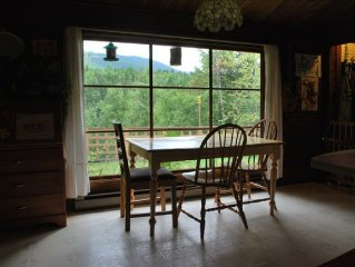 Clearwater River House - Vacation Rental - Privat