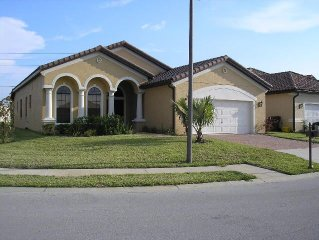 4 Bedroom  Home with South Facing Pool, Close to Southern Dunes Golf Course, Din