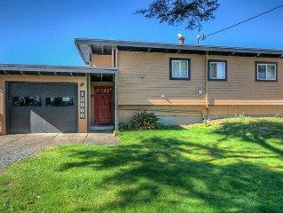 Sandalwood-R516   Seal Rock Oregon high bank ocean front vacation rental