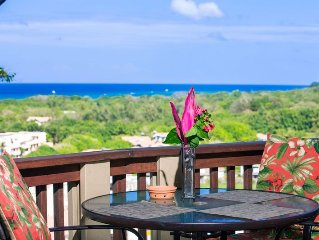 3 bedroom home Double G up the hill from West Bay Beach