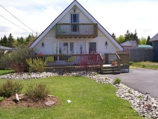 Chalet By The Sea - Shediac, New Brunswick