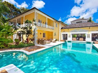 Charming two-story Jamoon in Sandy Lane Estate wi