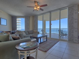 Beach Colony East 7B Perdido Key Gulf Front Vacation Condo Rental - Meyer Vacat
