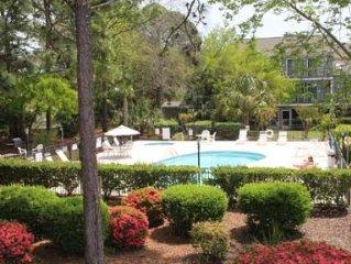 Golf Colony Resort comfortable 2bd/2ba Villa overlooking pool-1J