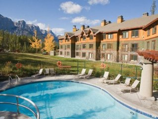 2 Bd Worldmark Canmore Banff Condo