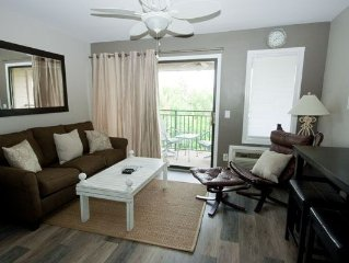 Seaside Villa 304 - 1 Bedroom 1 Bathroom Oceanside Flat  Hilton Head, SC