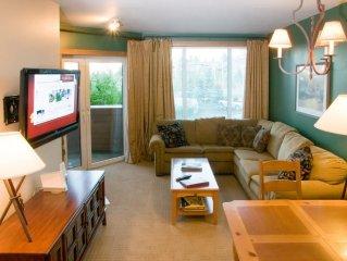 Comfortable 2 bedroom, 2 bath condo at Juniper Sp