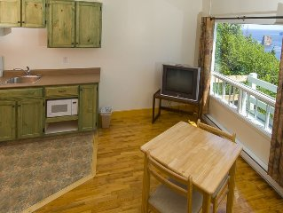 1 Bedroom Studio Kitchen - Perce, Quebec, Canada