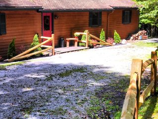 Private pet-friendly property for an affordable mountain getaway!