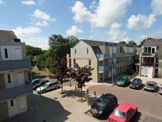 Nicely furnished apartments, situated in a complex that borders the Dunes of Te