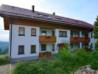Holiday home with panoramic view and every convenience - spa, indoor pool, ...