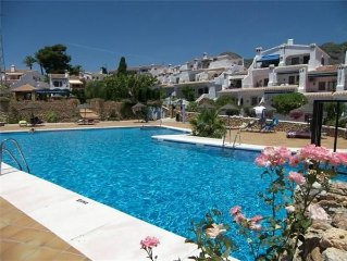 Apartment in Nerja, Costa del Sol, Spain