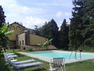 Valfreddana Filanda in Pescaglia - Toscana