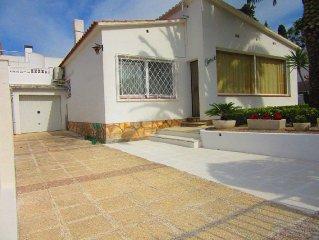 Capricho - Casa para 5 personas en Torredembarra
