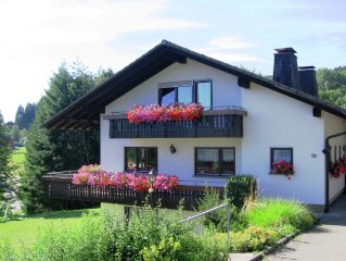 4-pers. accommodation with view of German Alps