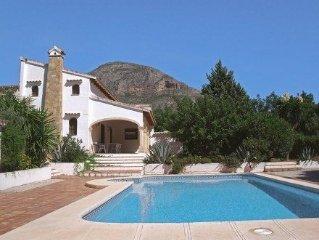 Villa in Javea, Costa Blanca, Spain