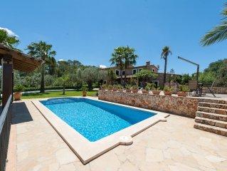 PUIG DE CONETA - Villa for 8 people in Costitx.