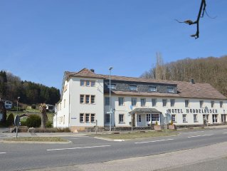 Large group accommodation with lots of facilities nearby the magnificent Eifel
