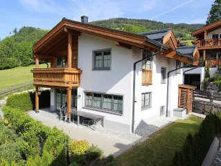 Luxury chalet area near Zell am See & Kaprun