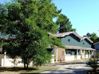 Comfortable residence at the Arcachon lake and near the sea
