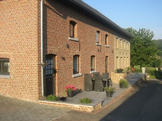 Quaint Holiday Home with Fenced Garden in Epen