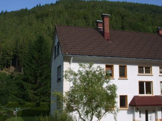 6-pers. holiday house at the foot of Feldberg