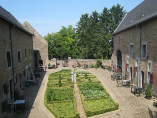 Located 10km from Maastricht towards the Belgium border