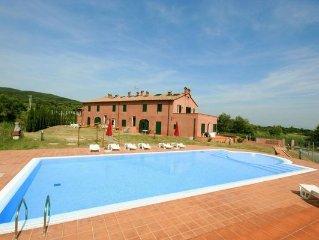Apartment in Castiglioncello, Tuscany, Italy