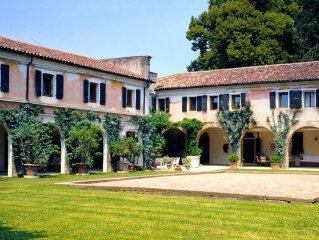 Traditional holiday home situated in the Venice region