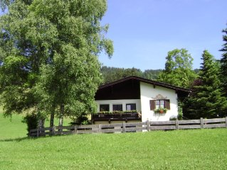 Sunny holiday apartment near Brixen and right by the ski slope!