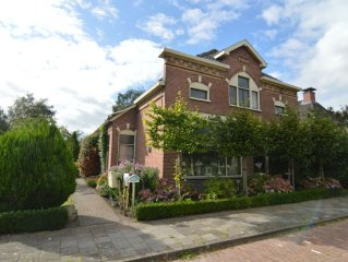 Beautiful luxury old bakery with sauna in the middle of the nature of Drenthe