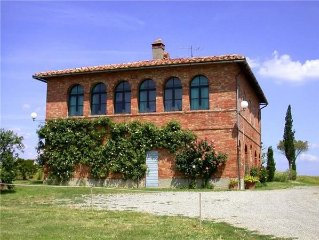 Apartment in San Quirico d'Orcia, Tuscany, Italy