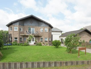 Large holiday residence in a quiet location near Bad Munstereifel.
