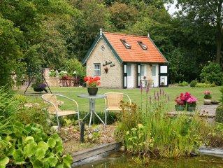 Intimate holiday home in Veere in Zeeland.
